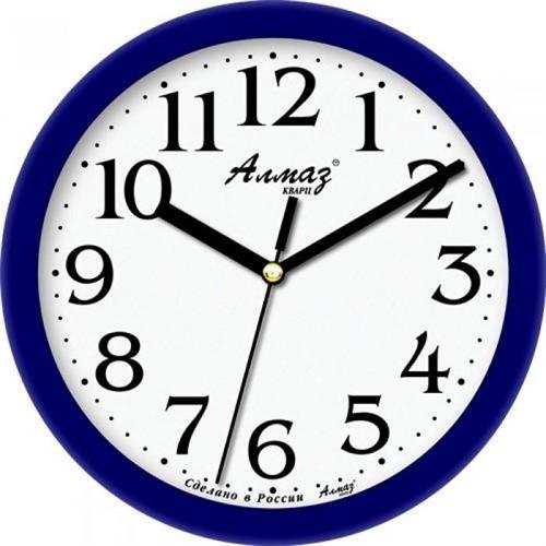 """Часы настенные """"Алмаз"""" мини 1281"""
