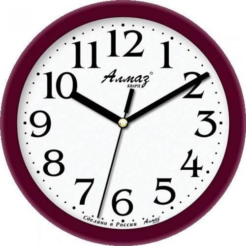 """Часы настенные """"Алмаз"""" мини 1284"""