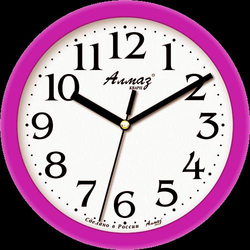 """Часы настенные """"Алмаз"""" мини 1249"""