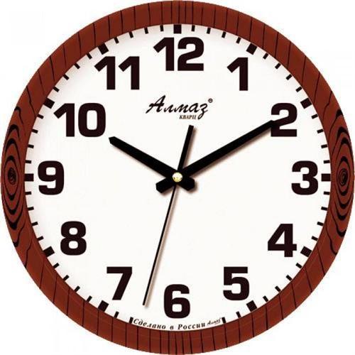 """Часы настенные """"Алмаз"""" 1071"""