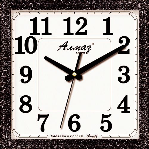 """Часы настенные """"Алмаз"""" 1325"""