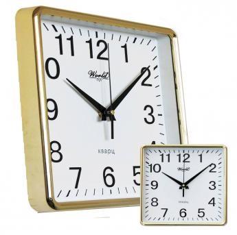 Часы настенные World 35034 Gold