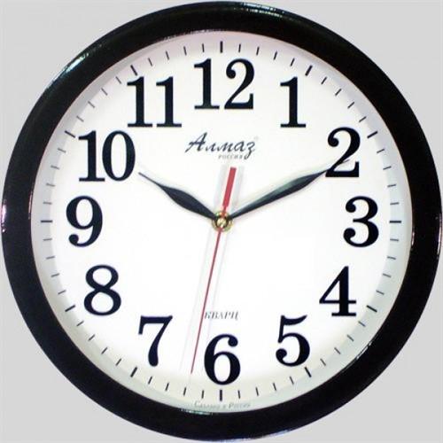 "Часы настенные ""Алмаз"" В-01"