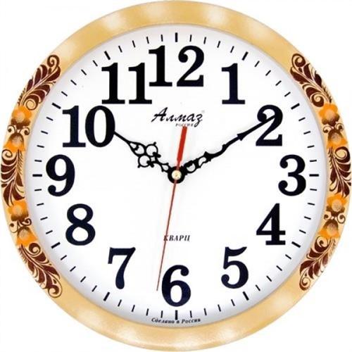 "Часы настенные ""Алмаз"" В-37"