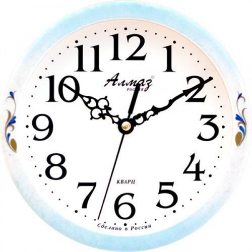 """Часы настенные """"Алмаз"""" мини 1211"""