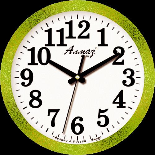 """Часы настенные """"Алмаз"""" 1026"""
