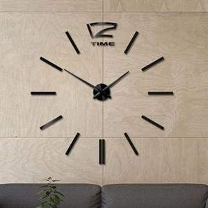 Часы 3D бескаркасные A 001 BL
